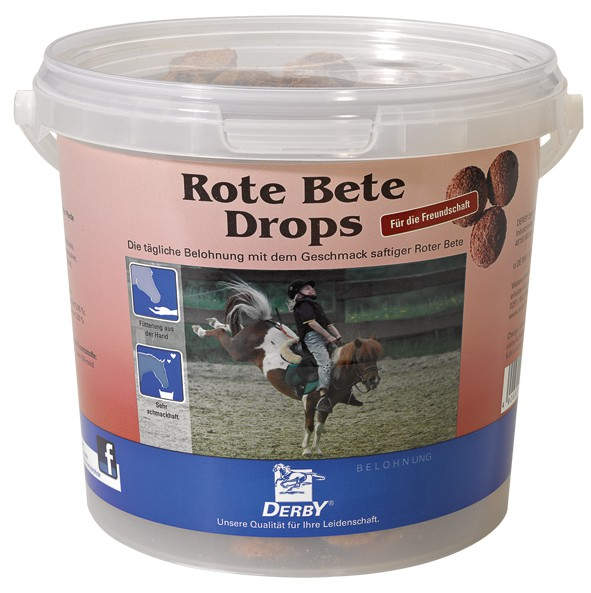 DERBY Rote Beete Drops