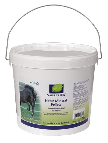 Nature´s Best Natur Mineral Pellets