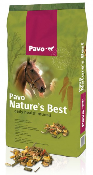 Pavo Natures Best