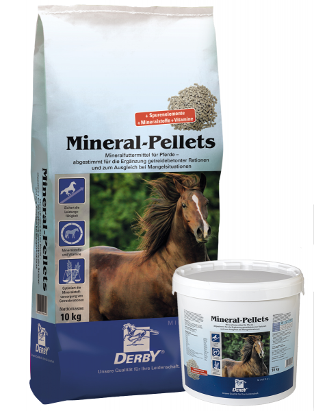 Derby Mineral-Pellets