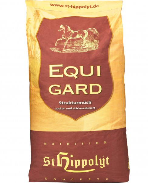 St.Hippolyt Equigard Classic Pellets