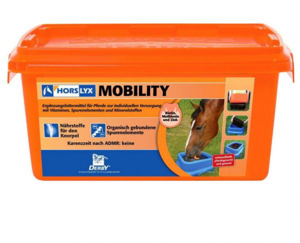 Derby Horslyx Mobility