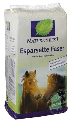 Nature's Best Esparsette Faser