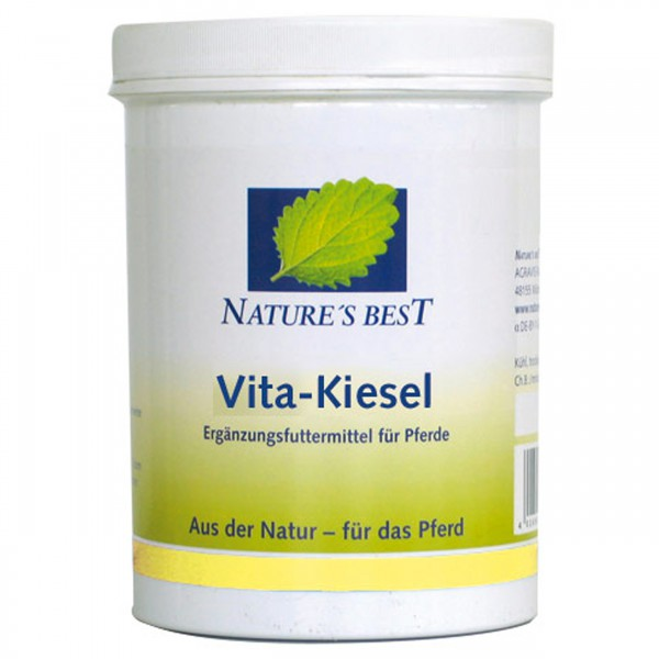 Nature´s Best Vita-Kiesel 700 gr