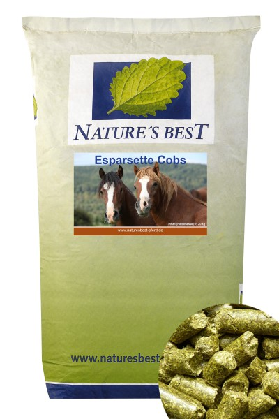 Nature`s Best Esparsette Cobs