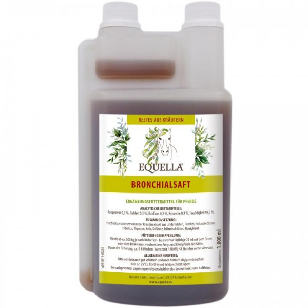 EQUELLA Bronchialsaft