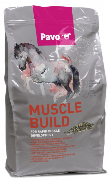 Pavo MuscleBuild 3kg
