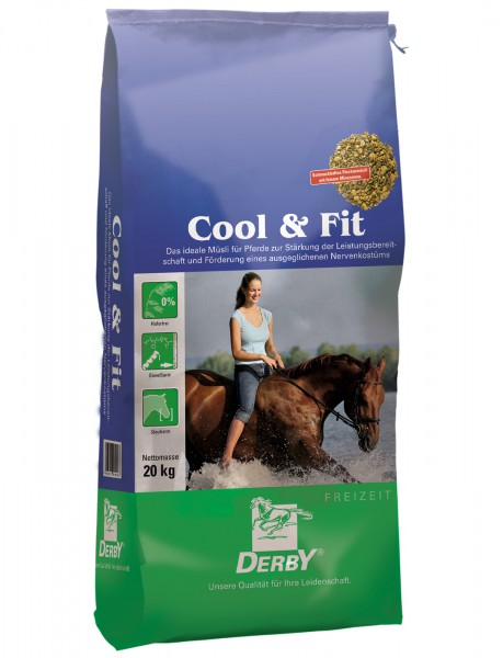Derby Cool & Fit