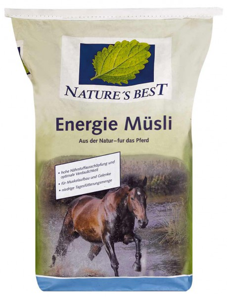 Nature´s Best Energie Müsli