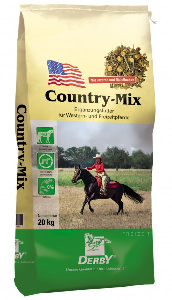 DERBY Country Mix